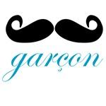 Garcon (Boy) Mustache