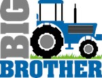 Blue Tractor Big Brother