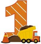 Construction 1st Birthday