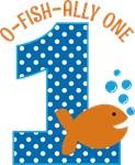 Goldfish 1st Birthday