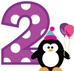 Penguin 2nd Birthday