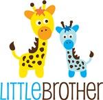 Giraffe Little Brother