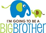 Elephant going to be a Big Brother
