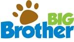 Paw Print Dog Big Brother