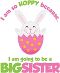 Easter Bunny going to be a Big Sister