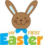 Boy Easter Bunny 1st Easter