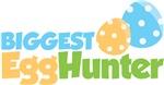 Easter Boy Biggest Egg Hunter