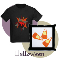 Halloween Shirts and Gifts