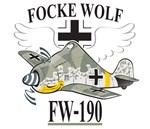 Fw-190 focke wolf