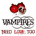Vampires Need Love Too!