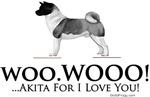 Akita Love