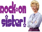Rock-on sister!