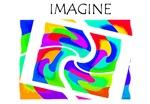 imagine  bright colors