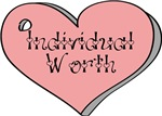Individual Worth - Young Women - Value - Heart