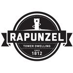 B&W Rapunzel Tower Dwelling Since 1812
