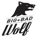 B&W Big Bad Wolf