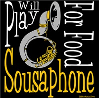 Will Play Sousaphone