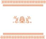 Ancient Greek Design - Orange