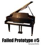 Failed Prototype #5