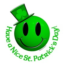 St. Pats Smiley