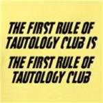 Tautology Club