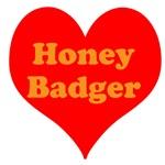 Love Honey Badger