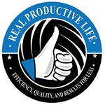 Real Productive Life Logo