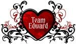Team Edward heart