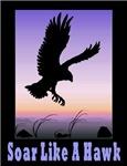 Soar Like A Hawk