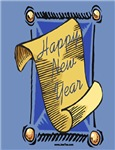 Jewish Happy New Year Cards