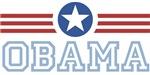 Obama Star Stripes