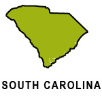 South Carolina Cities