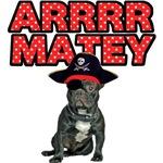 Pirate French Bulldog
