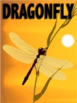 Graphic Dragonfly