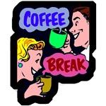 Coffee Break T-Shirts