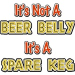 Not A Beer Belly