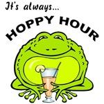 Hoppy Hour Frog