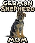 German Shepherd Mom