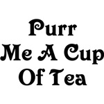 Purr Me A Cup of Tea