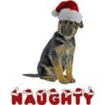 Naughty German Shepherd Puppy