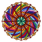 Mandala of the Week #18: Essence of Being #2