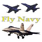 Fly Navy F-18's