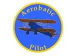 Aerobatic Pilot - Stearman