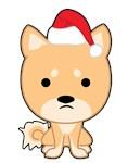 Holiday Shiba