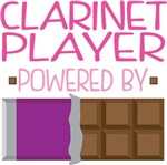 CLARINET PLAYER powered by chocolate