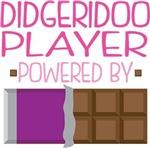 DIDGERIDOO PLAYER powered by chocolate