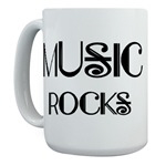 Fun Mugs For Music Lovers!