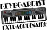 Keyboard Extraordinaire Music Tees