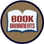 Book Lover Ornaments