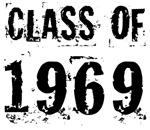Grunge Class Of 1969 Reunion T-shirts